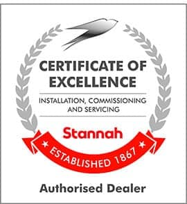 Stannah stairlifts certificate of excellence North West UK