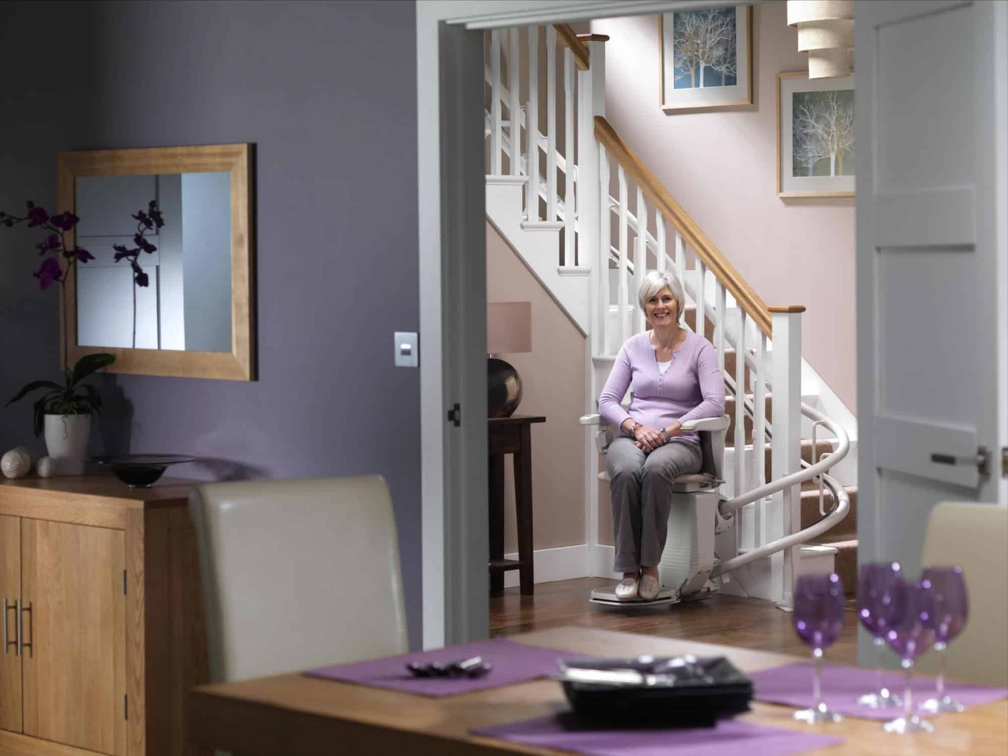 Stannah Stairlift Warrington