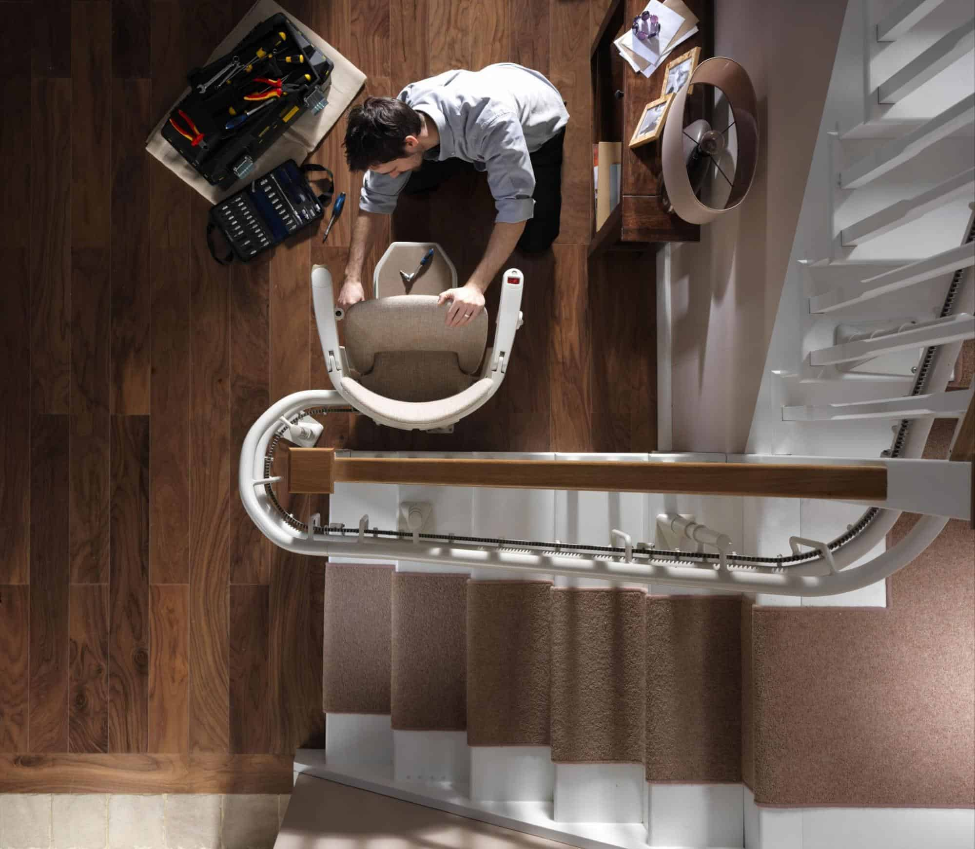 Stannah Stairlift repairs Manchester
