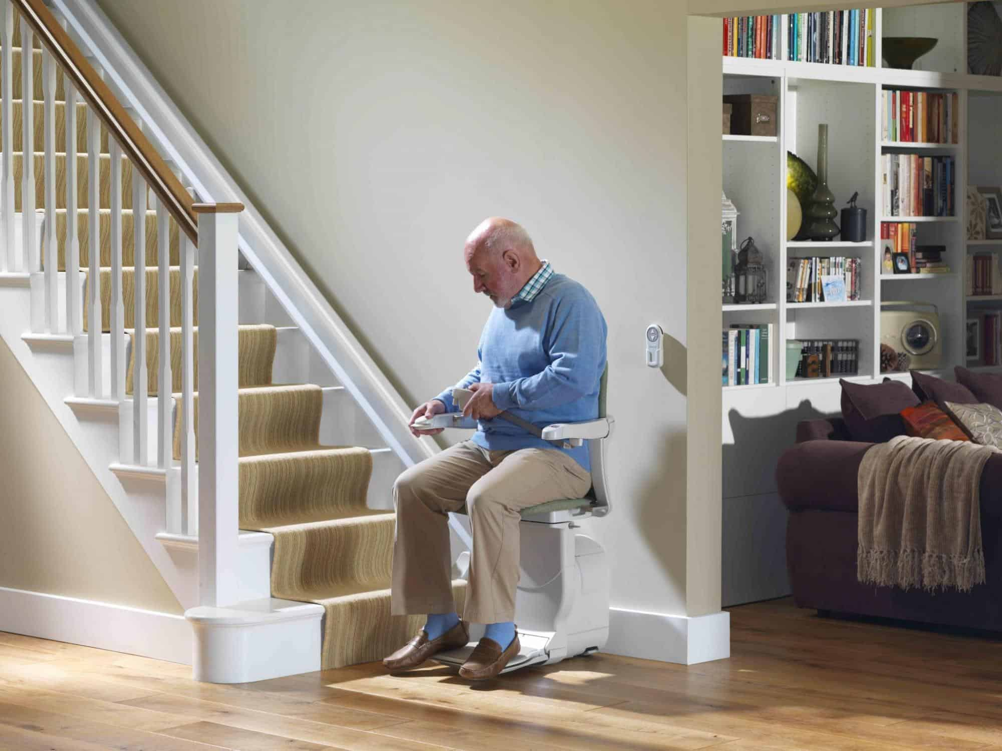 Stannah Stairlift Rental Manchester