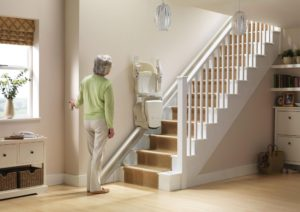 stannah stairlifts retailer North West UK