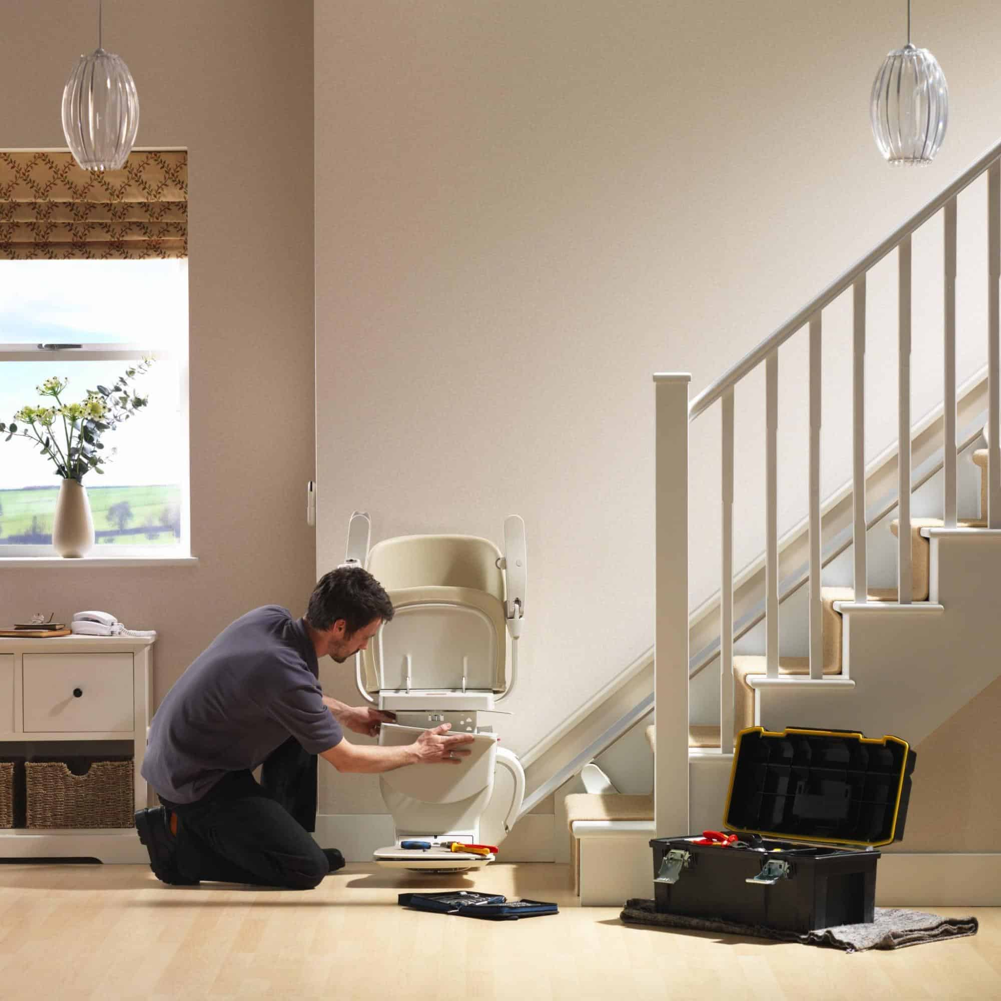 Stannah Stairlift repairs Liverpool