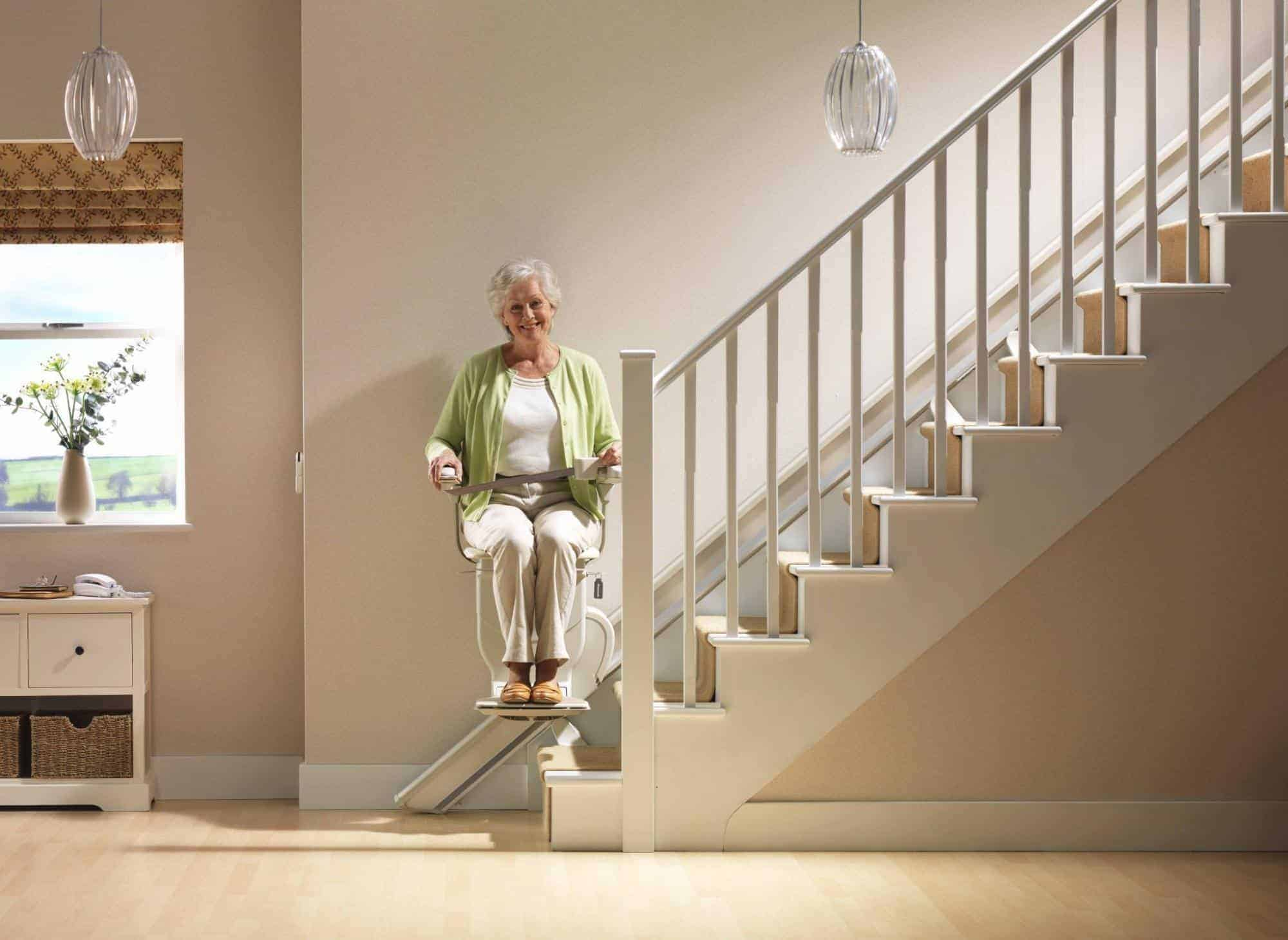 Stannah Stairlift second hand Manchester