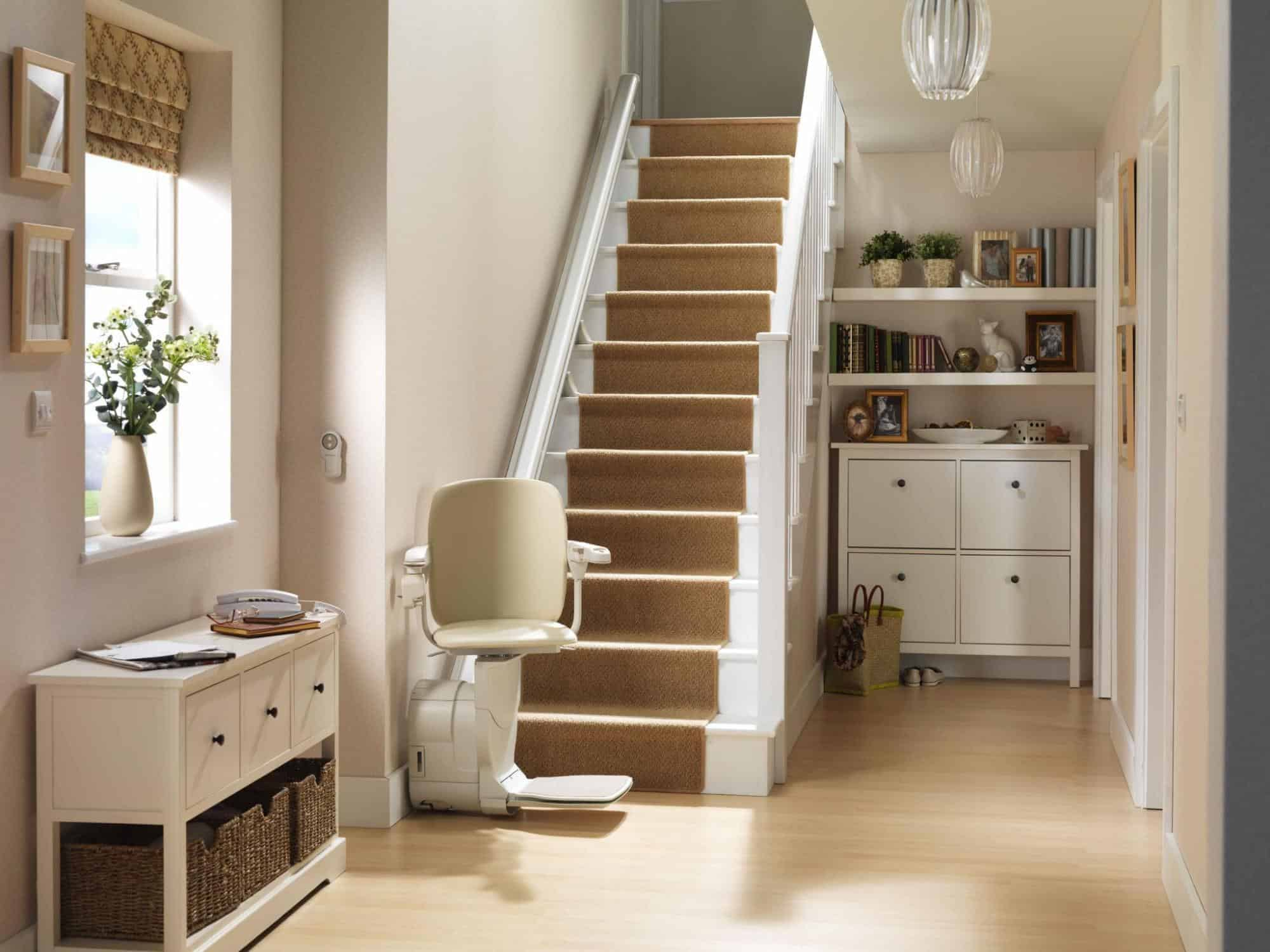 Stannah outdoor stairlift repairs