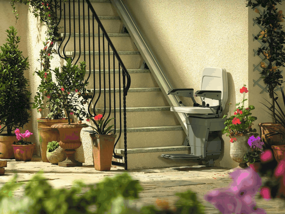 Outdoor stannah stairlifts Manchester