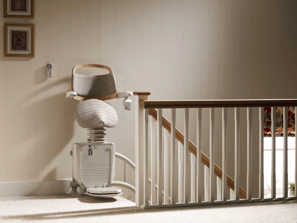 Sadler Stannah stairlifts authorised dealer North West