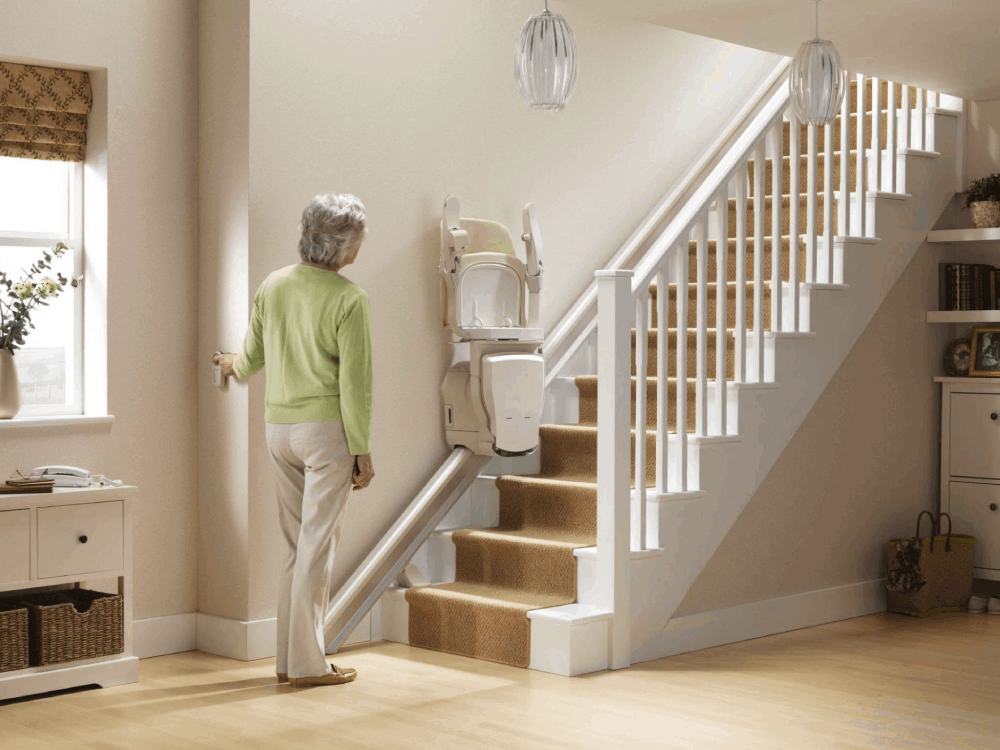 Siena Stannah stairlifts authorised dealer North West UK