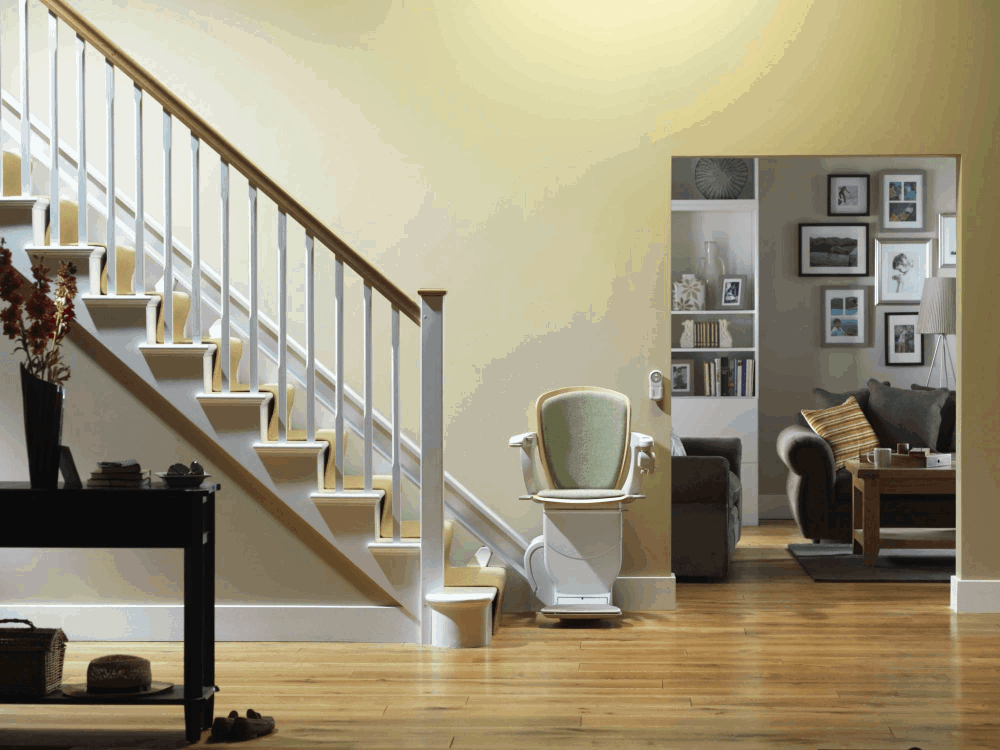 Stannah stairlifts authorised dealer North West UK