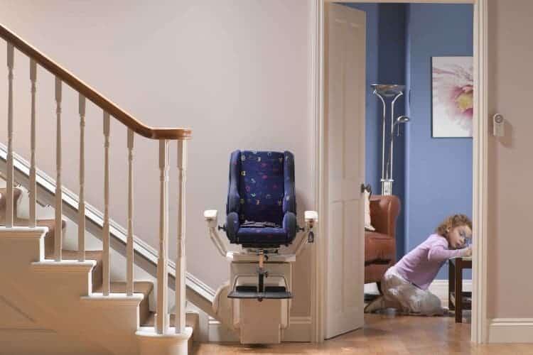 Children's stairlift