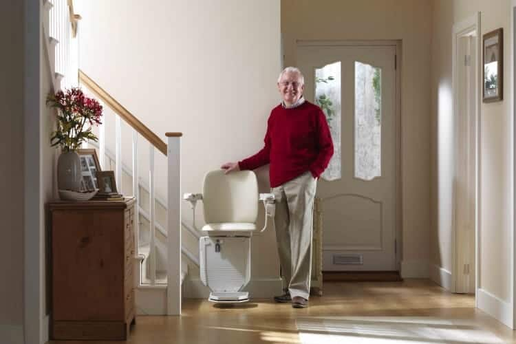 Our Stairlifts in Stoke-on-Trent