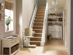 Range of Stairlifts in Preston