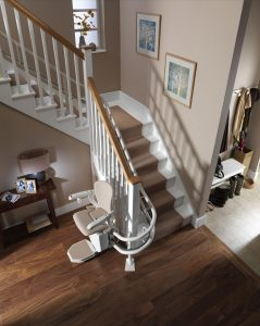 Installing a Stairlift