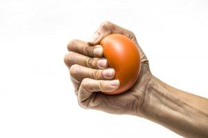 Gel Ball Exercise